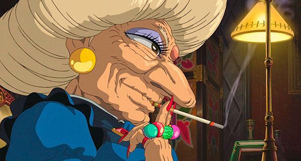 C6 - El Viaje de Chihiro. Studio Ghibli y Miyazaki