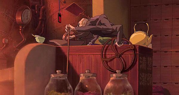 CH2 - El Viaje de Chihiro. Studio Ghibli y Miyazaki