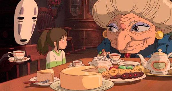 CH3 - El Viaje de Chihiro. Studio Ghibli y Miyazaki