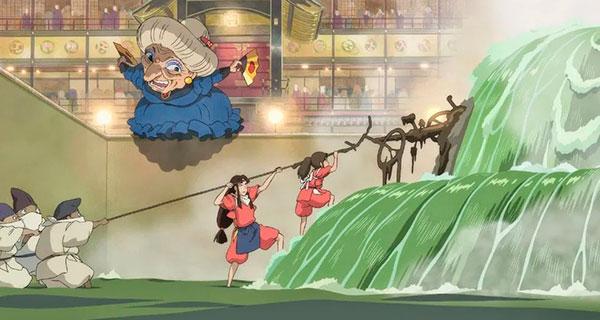 c26 - El Viaje de Chihiro. Studio Ghibli y Miyazaki