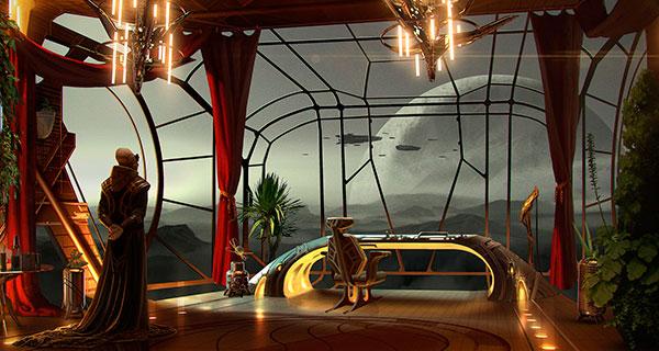 DUNE10 - Universo Dune (I): Historia y socioeconomía