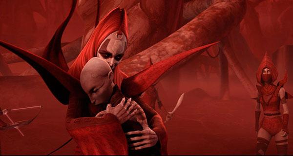 TALZIN3 - Star Wars, Clone Wars: Villanos del lado Oscuro