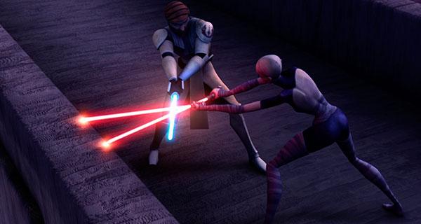 VENTRESS1 - Star Wars, Clone Wars: Villanos del lado Oscuro