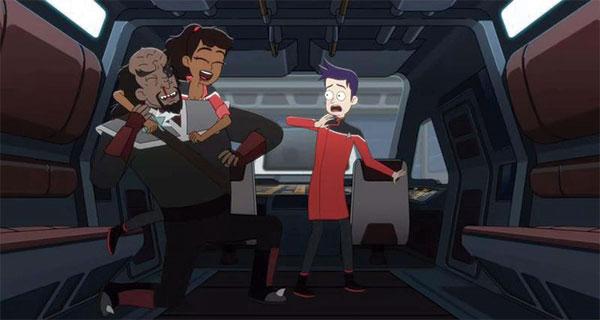 ST6 - Star Trek: Lower Decks. La serie que hacía falta