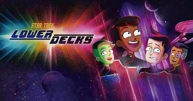 ST PORTADA - Star Trek: Lower Decks. La serie que hacía falta