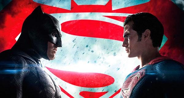 B14 - Batman v. Superman. La entrada a la Justice League