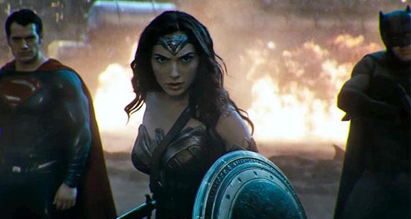 B18 - Batman v. Superman. La entrada a la Justice League