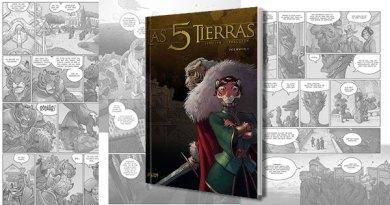 5t main - Las 5 Tierras, I: Magnífica fusión de Blacksad y GOT