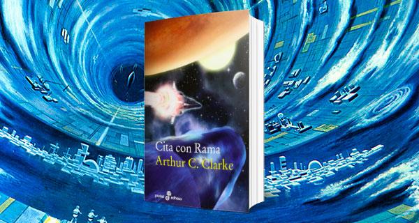 CF clásica II: Cita con Rama, Arthur C. Clarke