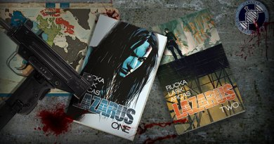 LAZARUS post - Lazarus 1, 2 de Greg Rucka y Michael Lark