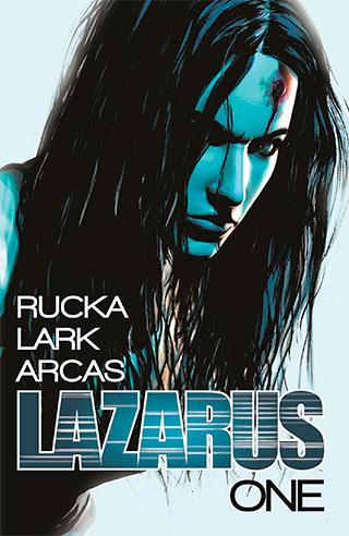 l1p - Lazarus 1, 2 de Greg Rucka y Michael Lark