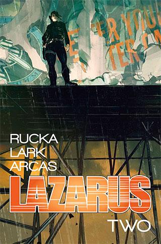 l2p - Lazarus 1, 2 de Greg Rucka y Michael Lark