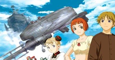 le port - Last Exile, un anime injustamente olvidado
