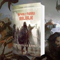 Reyes de la Tierra Salvaje: Grimdark, Humor y Rock