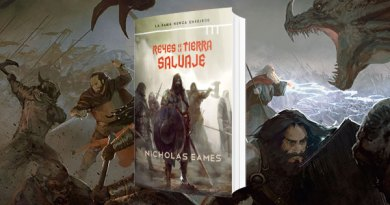 reyes p - Reyes de la Tierra Salvaje: Grimdark, Humor y Rock