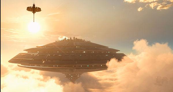 bespin1 - Ciencia y Star Wars I: ¿Son factibles Tatooine, Hoth...?