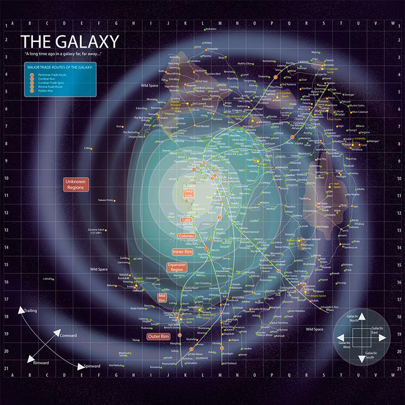 galaxia - Ciencia y Star Wars I: ¿Son factibles Tatooine, Hoth...?
