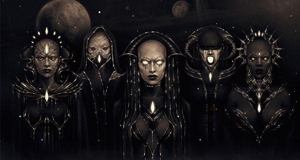 BN3 - Universo Dune (II): La Bene Gesserit