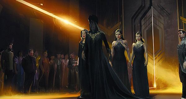 BN8 - Universo Dune (II): La Bene Gesserit