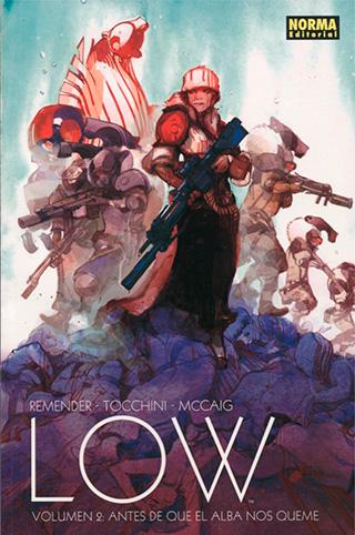 LOW2 - LOW 1,2 de Rick Remender y Greg Tocchini