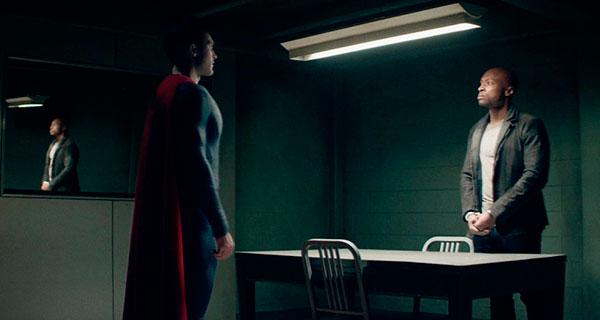 sl5 - Superman & Lois T1: El mejor retrato de Clark Kent
