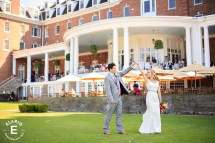 Otesaga Wedding Colleen & Carson