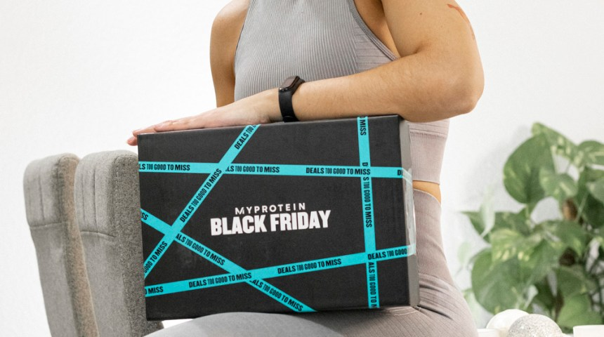 BLACK FRIDAY EN MY PROTEIN