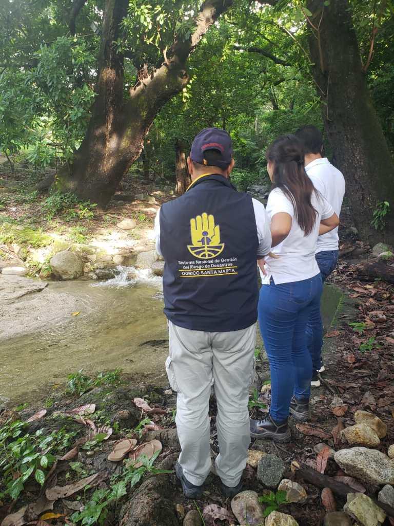 Ogricc Visita El Corregimiento De Bonda Para El Monitoreo De Rios Y Quebradas El Articulo