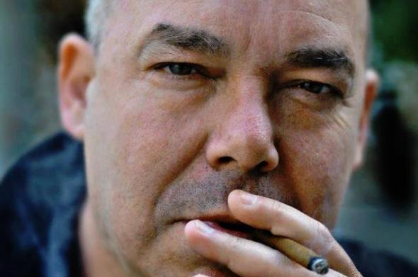El escritor y crítico de cine Juan Francisco Ferré.