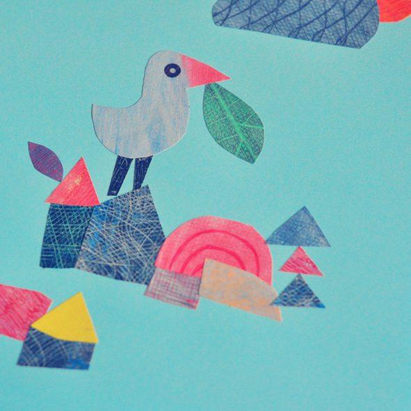 Ilustración de Elena Hormiga.