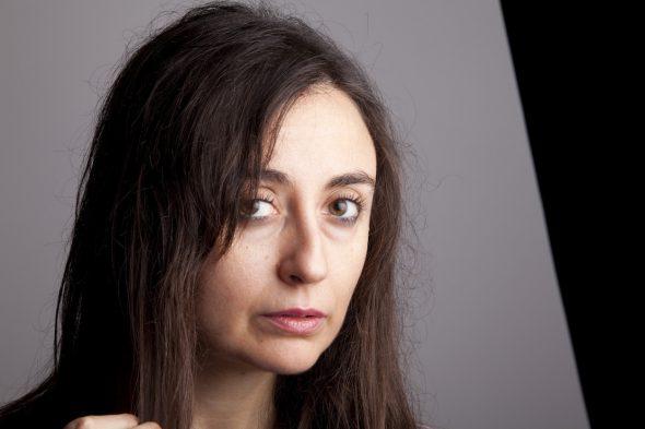 La escritora Elvira Navarro. Foto: