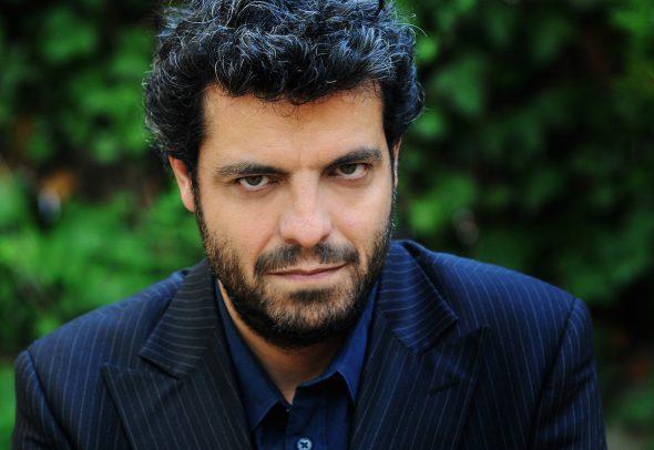El escritor Juan Trejo. Foto: Iván Giménez.