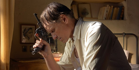 Un fotograma de 'Lejos de los hombres', protagonizada por el actor Viggo Mortensen.