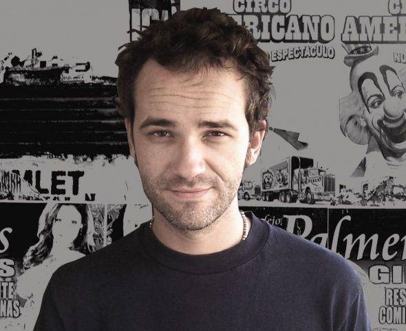 El escritor Robert Juan-Cantavella.
