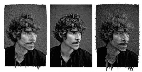 Óscar Jaenada. Fotos: © Victoria Iglesias.
