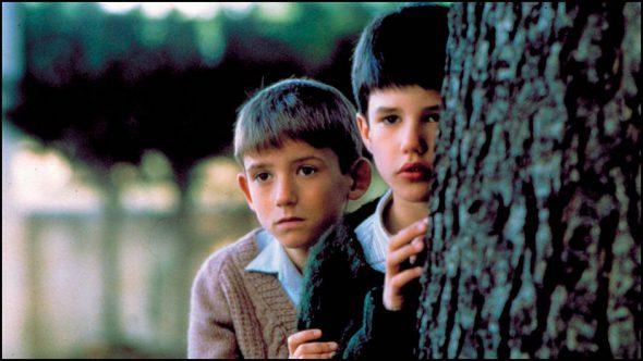 Fotograma de la película 'Secretos del corazón' de Montxo Armendáriz.