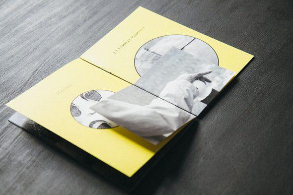 Fotolibro 'La famille Poirot' sobre París de Ana Zaragoza.