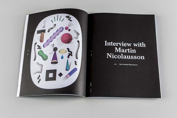 Entrevista a Martin Nicolausson, Mincho #4. Foto: Sergio García.