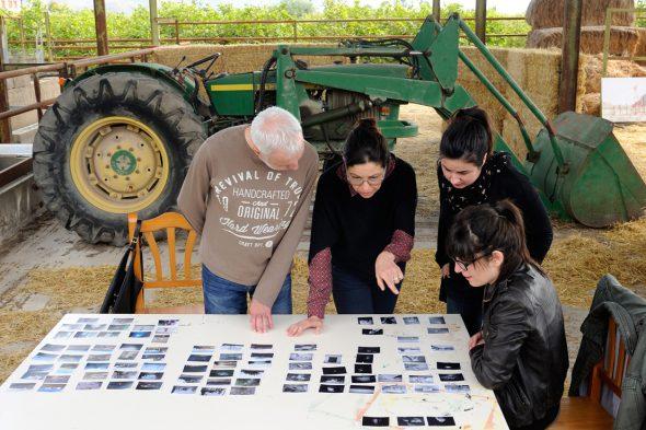 Taller de fotografía en el Fotofestival AliBaba de Murcia. Foto: Roberto Villalón.