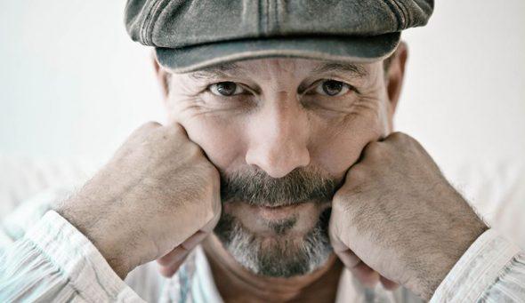 El músico y cantante Javier Ruibal en una imagen promocional.