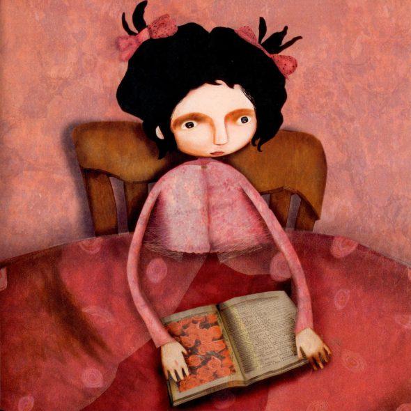Hay algo más aburrido qeu ser una princesa rosa.