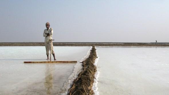 Fotograma de la película 'My name is salt'.
