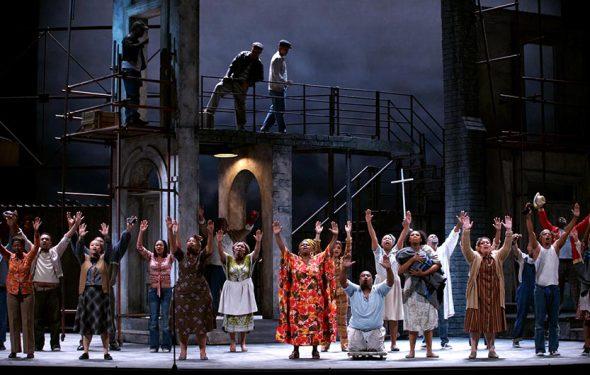 'Porgy and Bess' en el Teatro Real.
