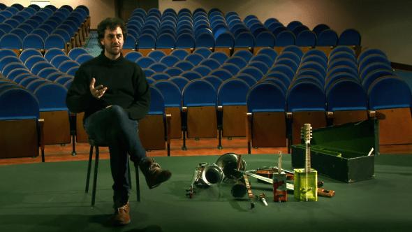 Fotograma de 'Desinstrumentados'.