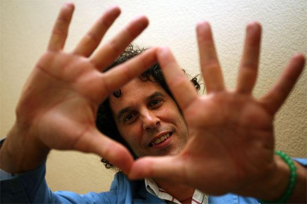 El activista Pedro Zerolo.
