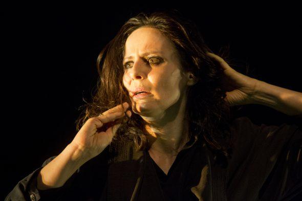 Una escena de Medea. Foto: Luis Castilla.