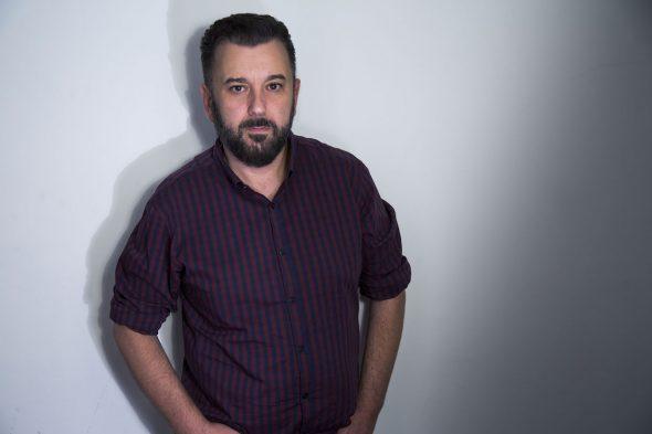 El director de cine y guionista, Félix Sabroso. Foto: Jau Fornés