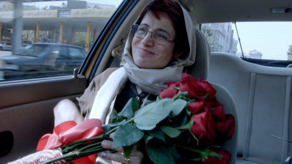 Un fotograma de la película 'Taxi Teherán'.