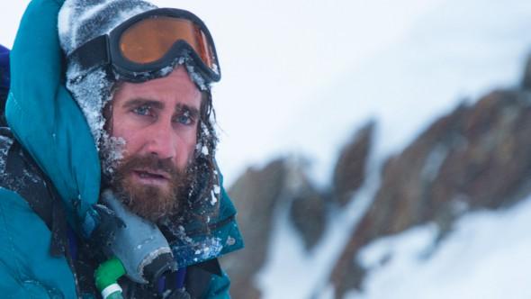 Un fotograma de la película Everest.