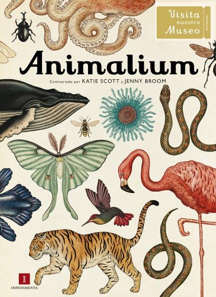 Portada de Animalium